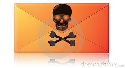 spam y virus en el correo electrónico