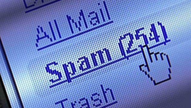 mi correo ingresa como correo basura, spam