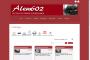 Nueva página web autoadministrable.